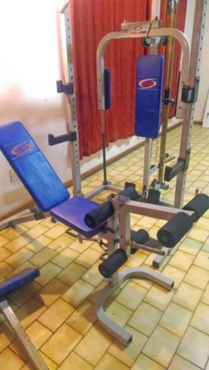 URGENT SALE: Gym Equipment as a unit