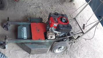 Self Drive Industrial Lawnmower
