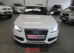 2012 Audi A4 1.8T Ambition