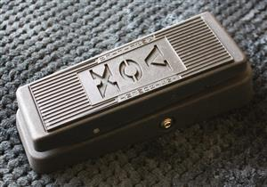 VOX V845 Wah - Guitar Effects Pedal - With Box