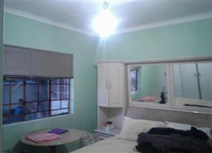 room to rent in a 4 bed 2 bath house in westernburg polokwane.Rent R1500 deposit R1500 cl 0795782365