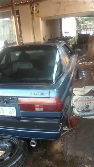 1985 Nissan Sentra 1.6 Acenta