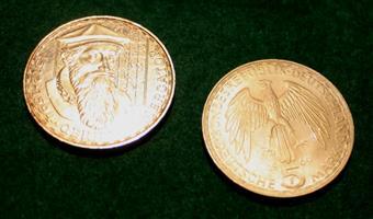 Affordable German Marks Commemorative Coins (1953-2001)