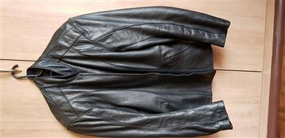 Vivante leather jacket