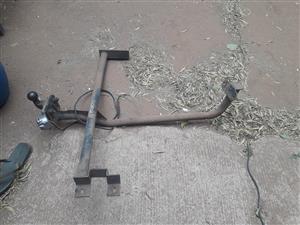 Opel Kadett towbar