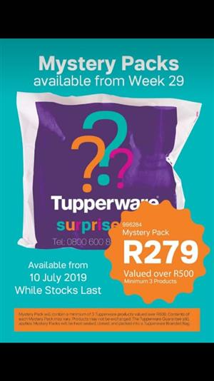 Tupperware - Lifetime Guaranteed Products
