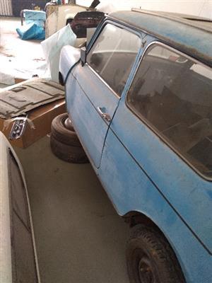 Mini. Ford colours