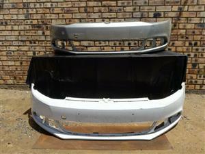 Volkswagen Jetta 6 Front Bumper OEM