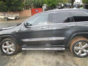 JEEP GRAND CHEROKEE 3.6 WK2 2011 STRIPPING FOR SPARES