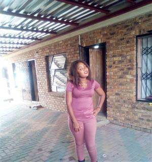 Lesotho maid/nanny with refs and diploma in education needs stay in work