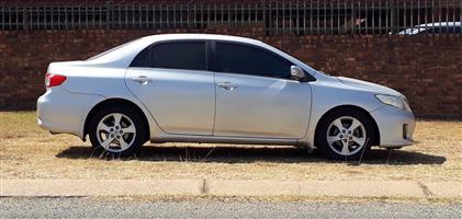 2011 Toyota Corolla 1.6 Advanced auto