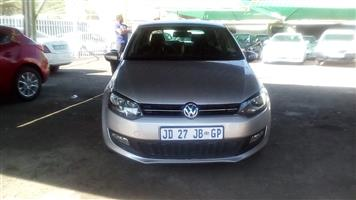 2010 VW Polo 1.4 Comfortline