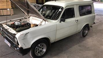 Ford Escort Panelvan In Cars In South Africa Junk Mail