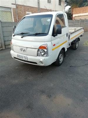 2007 Hyundai H-100 Bakkie 2.6D chassis cab