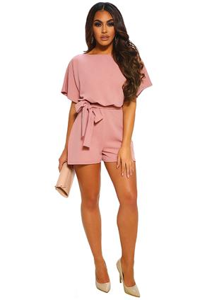 Soring Pocketed Rompers
