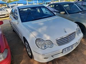2005 Mercedes Benz 180C