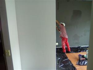 PAINTER, WATERPROOFING, SANDING AND VANISHING AND TILING , PAVING IN RESIDENTIAL & COM