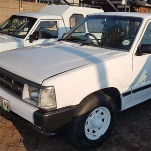 1990 Ford Courier