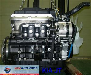Imported used KIA BONGO 3.0L DIESEL JT engine Complete
