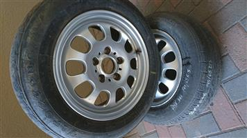 15 Inch Bmw Mags/Rims/Wheels For Sale
