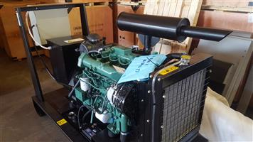 Brand new FAW 50 KVA diesel generator with ATS only R99 900
