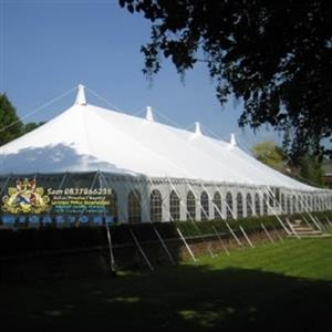 We Sell Tents all Peg and Pole Tents