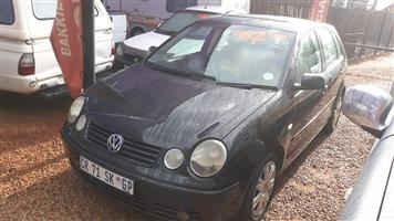 2005 VW Polo 2.0 Highline