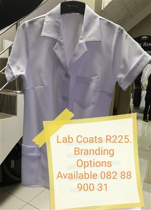 Staff / Student Lab Coats