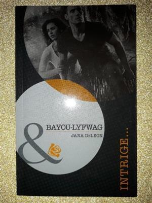 Bayou-Lyfwag - Jana DeLeon - Mills & Boon.