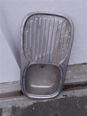 Old single kitchen sink for sale