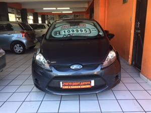 2009 Ford Fiesta 1.6 5 door Ambiente