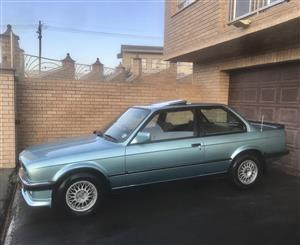 1984 BMW 3 Series 320i