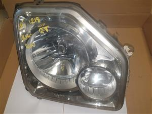 JEEP CHEROKEE 2.8 KK HEAD LIGHT / LAMP