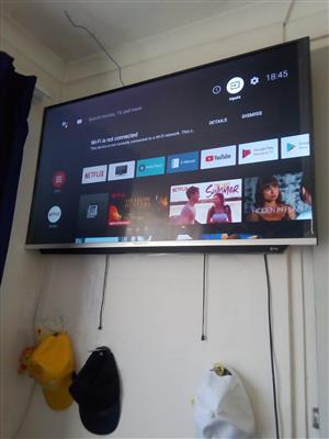 Skyworth andriod tv 49 inches