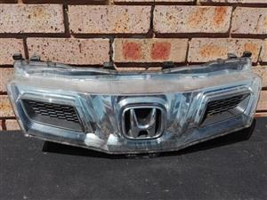 Honda Civic Robocop Main Grill