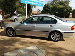 2003 BMW 3 Series 320i
