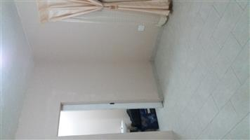 Bachelor room size 4.5x3m including inside toilet and shower