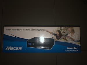 New 2400VA Inverters / 1440 watt