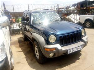 2002 Jeep Cherokee 3.7L Limited