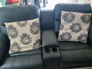 Luxury cinama lounge suite