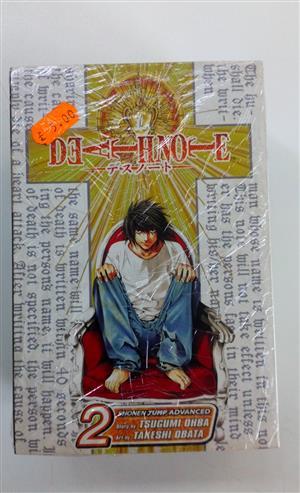 *Manga* Death note Vol 2-5