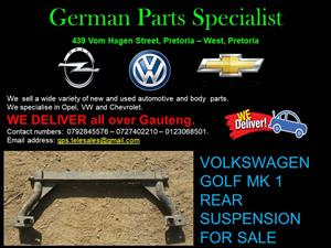 VOLKSWAGEN GOLF MK 1 REAR SUSPENSION FOR SALE