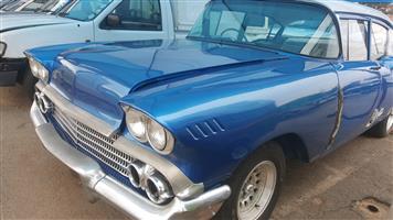1958 Chevrolet Biscayne V8 Classic