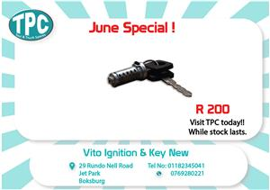 Mercedes Benz Vito Ignition & Key New for Sale at TPC
