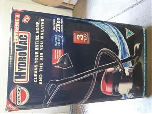 Genesis Hydro Vac Extreme II Vacuum/Carpet Cleaner