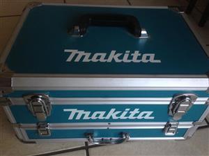 A makita cordless hammer drill