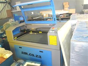 LC2-1810/D160 TruCUT Performance Range 1800x1000mm Cabinet, Conveyor Table, Double Laser