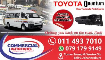 Dashboard For Toyota Quantum Sesfikile For Sale.