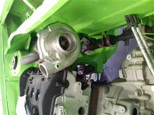 Vw 20v Turbo manifold