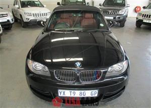 2010 BMW 1 Series 135i convertible M Sport